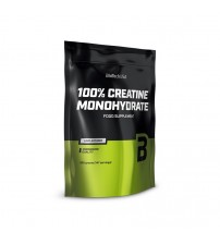 Креатин моногидрат BioTech USA 100% Micronized Creatine Monohydrate Pack 500g