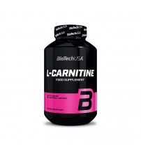 L-Карнитин BioTech USA L-Carnitine 1000mg 60tabs