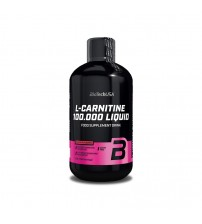 L-Карнитин BioTech USA L-carnitine 100.000 Liquid 500ml