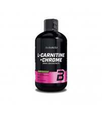 L-Карнитин BioTech USA L-Carnitine + Chrome 500ml