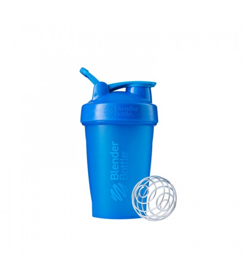 Шейкер Blender Bottle Classic Cyan 20oz 400ml