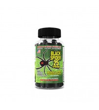 Жиросжигатель Cloma Pharma Black Spider 25 Ephedra 100caps