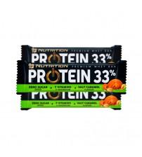 Протеиновый батончик GoOn Nutrition Protein 33% Bar Zero Sugar Added Salt Caramel 50g