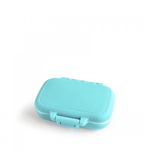 Таблетница Kindly Pillbox Cyan Blue