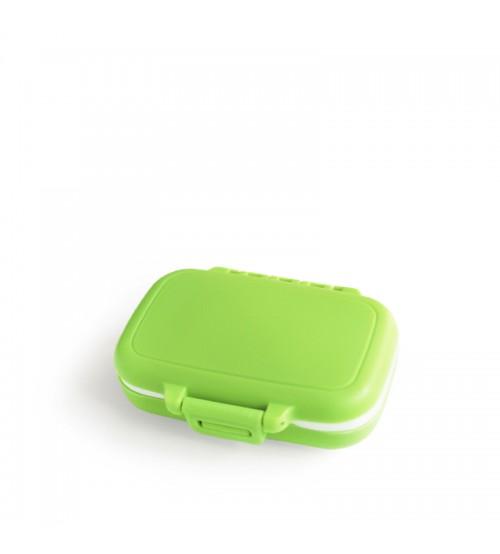 Таблетница Kindly Pillbox Green