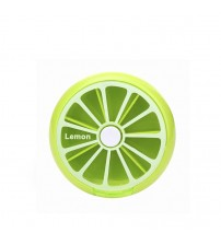 Таблетница Kindly Spin Pillbox Citrus Lemon