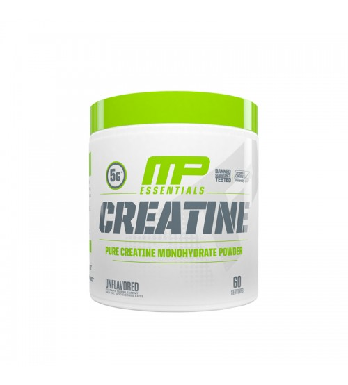 Креатин моногидрат MusclePharm Essentials Creatine Unflavored 300g