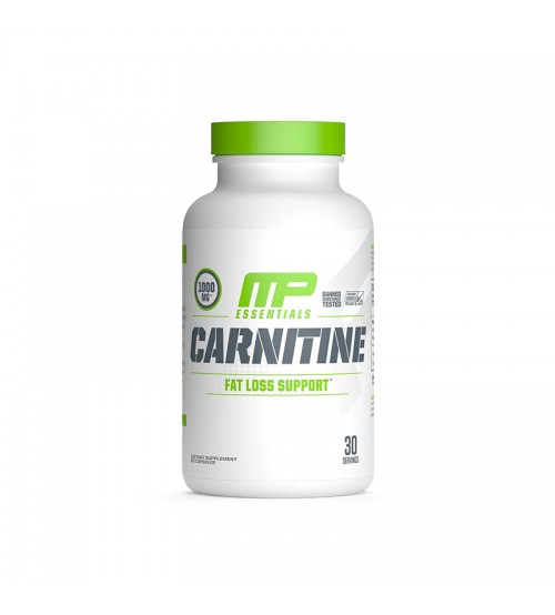 L-Карнитин MusclePharm Carnitine Fat Loss Support 60caps