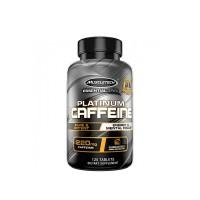 Кофеин Muscletech Platinum 100% Caffeine 220mg 125tabs