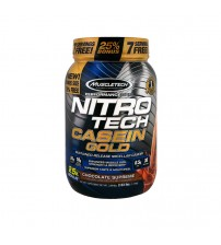Казеин Muscletech Performance Series Nitro Tech Casein Gold 1.15kg