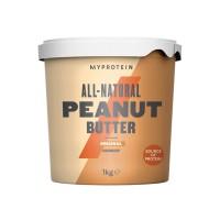 Арахісова паста Myprotein All-Natural Peanut Butter 1000g
