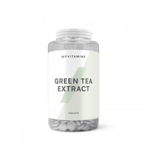 Экстракт зеленого чая Myprotein MyVitamins Green Tea Extract 120tabs