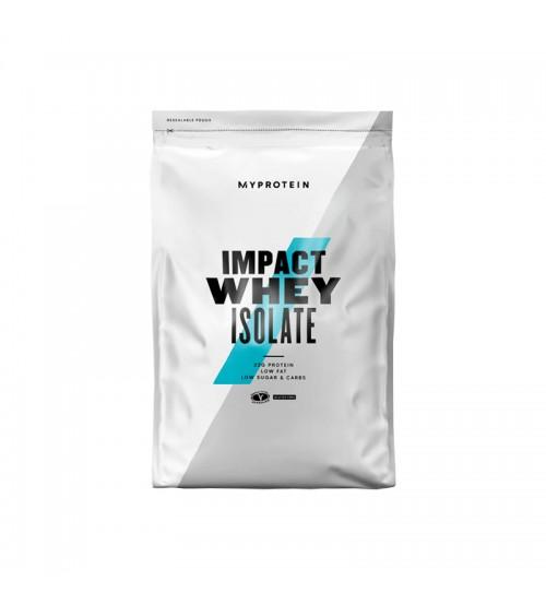 Изолят сывороточного протеина Myprotein Impact Whey Isolate 1000g