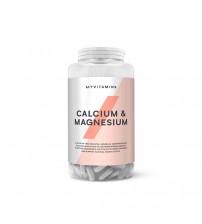 Кальций с магнием Myprotein Myvitamins Calcium Magnesium 90tabs
