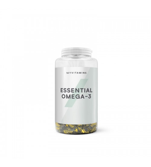 Myprotein MyVitamins Essential Omega-3 Fish Oil 1000mg 90caps