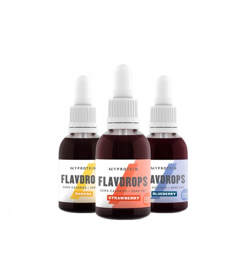 Подсластитель Myprotein Zero Sugar And Calories FlavDrops 50ml