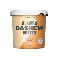 Паста кешью Myprotein All-Natural Cashew Butter 1000g