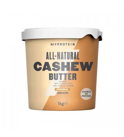 Паста кешью Myprotein All-Natural Cashew Butter 1000g
