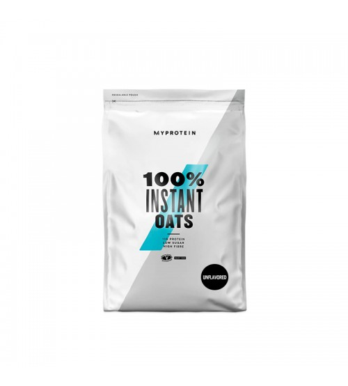 Растворимая овсянка Myprotein 100% Instant Oats Unflavored 1kg