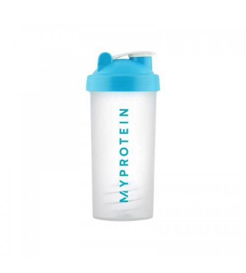 Шейкер Myprotein Shaker Bottle Cyan Blue 600ml