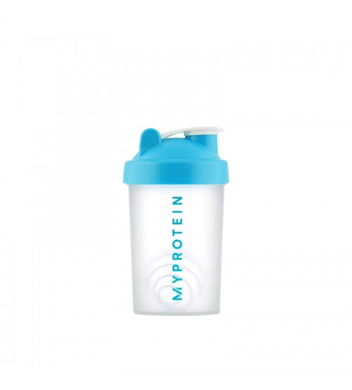 Шейкер Myprotein Shaker Bottle Mini Cyan Blue 400ml