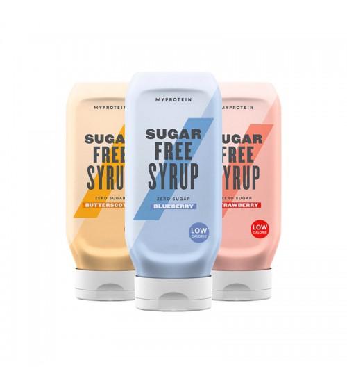 Сироп без сахара Myprotein Sugar-Free Syrup 400ml