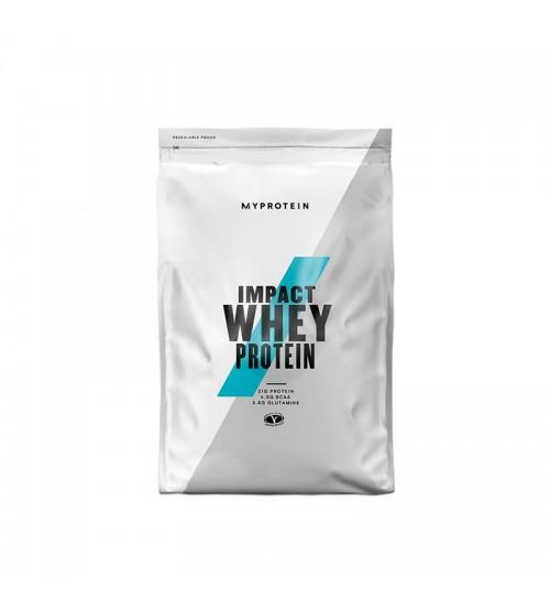 Сывороточный протеин Myprotein Impact Whey Protein 1000g