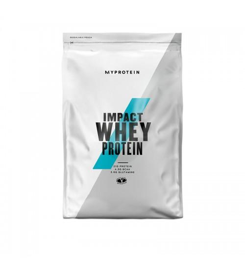Сывороточный протеин Myprotein Impact Whey Protein 5000g