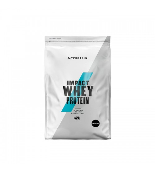 Сывороточный протеин Myprotein Impact Whey Protein Unflavored 1000g