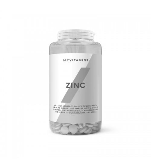 Цинк Myprotein MyVitamins Zinc 15mg 270tabs