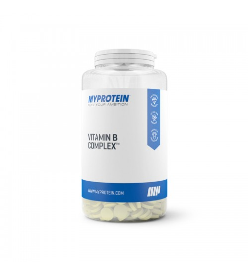 Витамин B комплекс Myprotein MyVitamins Vitamin B Plus 120tabs