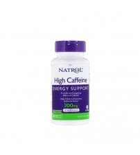 Кофеин Natrol High Caffeine 200mg 100tabs