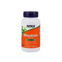 Экстракт родиолы Now Foods Rhodiola 500mg 60caps