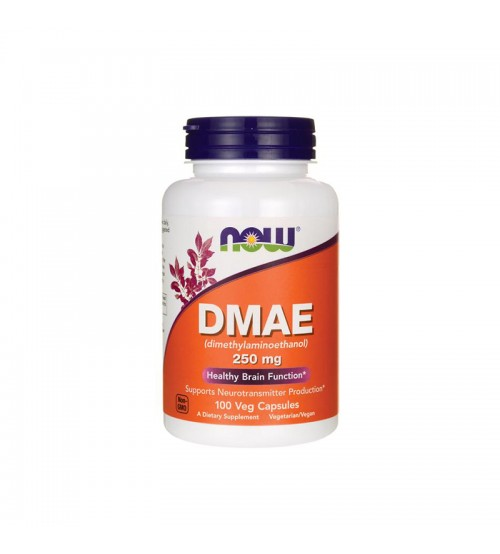 Now Foods DMAE 250mg 100caps
