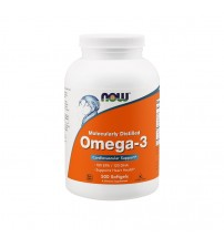 Now Foods Omega-3 Fish Oil 1000mg 500caps