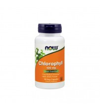 Хлорофилл Now Foods Chlorophyll 100mg 90caps