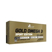 Olimp Gold Omega Sport Edition 120caps