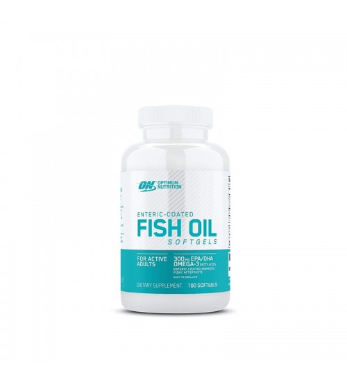 Optimum Nutrition Omega-3 Fish Oil 1000mg 100caps