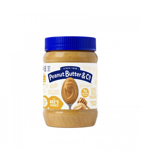 Арахисовая паста Peanut Butter & Co The Bee's Knees 454g
