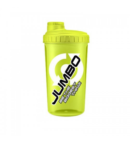 Шейкер Scitec Nutrition Jumbo Yellow 700ml