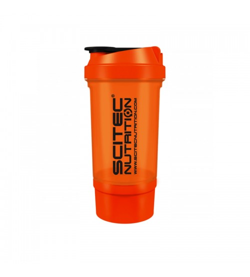 Шейкер Scitec Nutrition Travel Orange 500ml