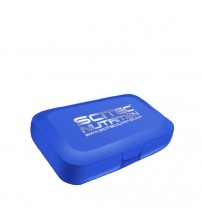 Таблетница Scitec Nutrition Pill Box Blue