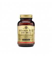 Витамин B12 Solgar Vitamin B12 100mcg 100tabs