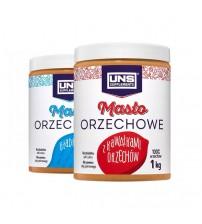 Арахисовая паста UNS Maslo Orechowe 1000g