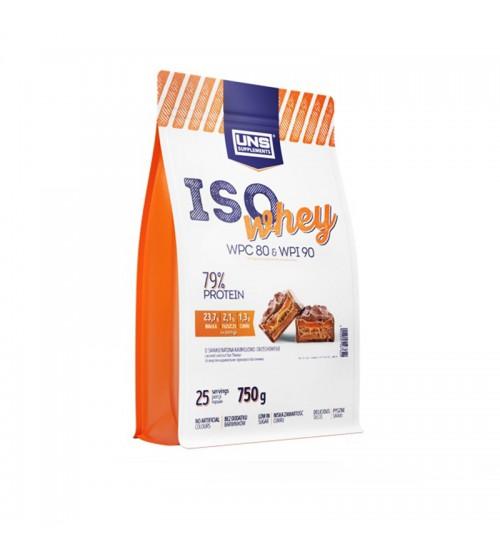 Изолят сывороточного протеина UNS Iso Whey 750g