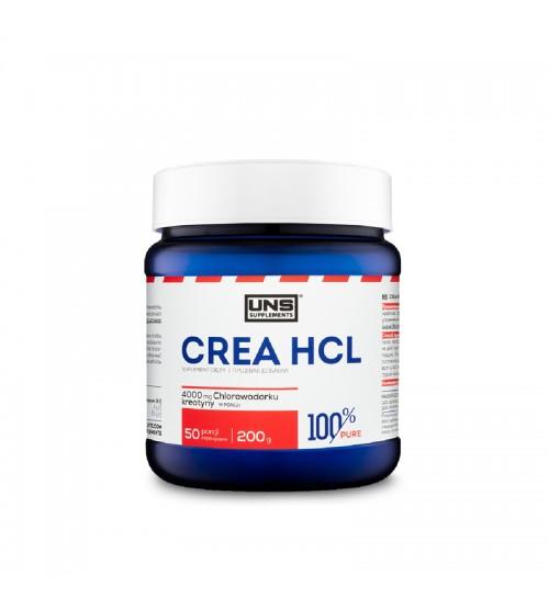 Креатин гидрохлорид UNS 100% Pure CREA HCL 200g