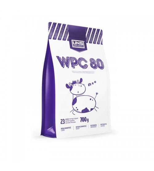 Сывороточный протеин UNS WPC80 700g