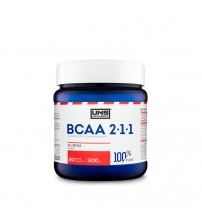 UNS 100% Pure Instant BCAA 2:1:1 200g