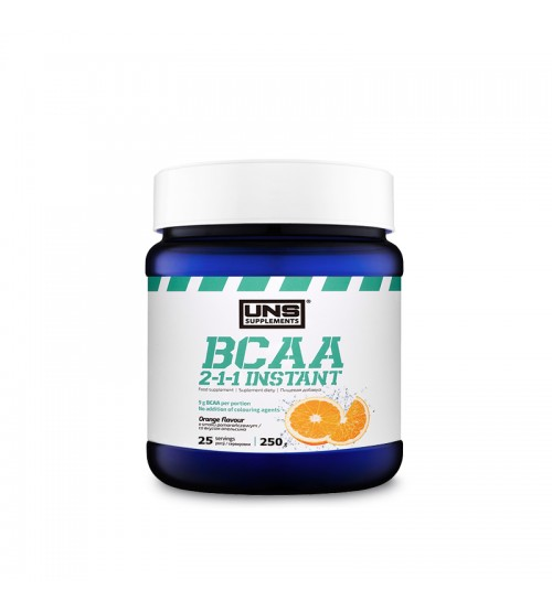 UNS Instant BCAA 2:1:1 250g
